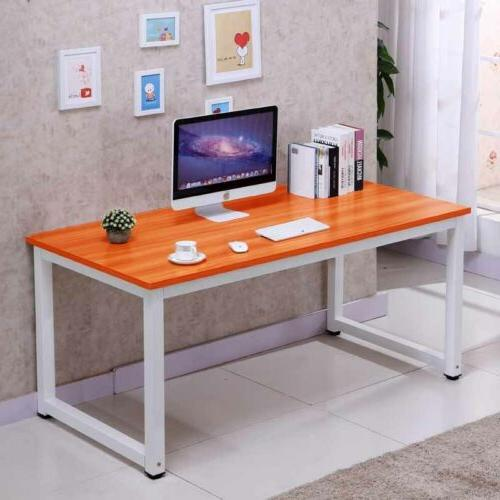 Computer Laptop Table Metal Study Workstation New