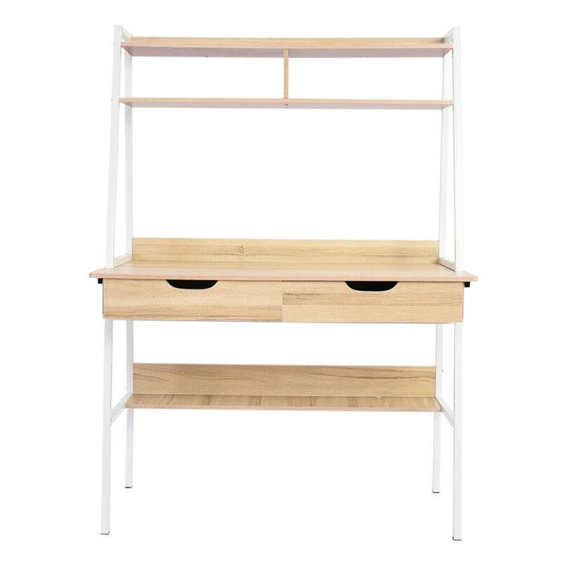 Study PC Table 2 Drawers For Office