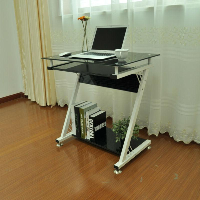 Computer PC Laptop Tempered Table Office