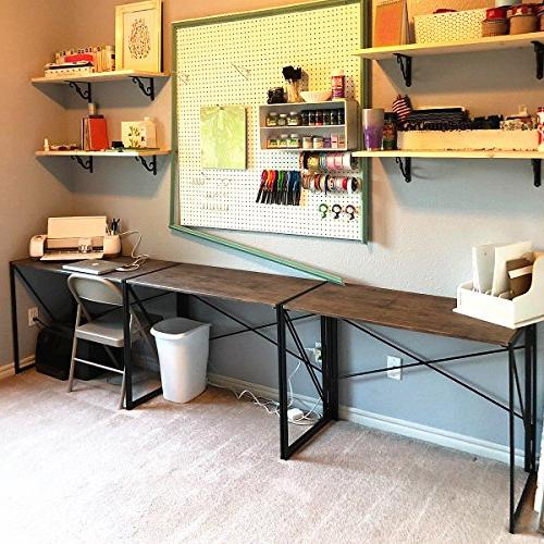 Writing Computer Desk Style Folding Laptop for Home Notebook Desk