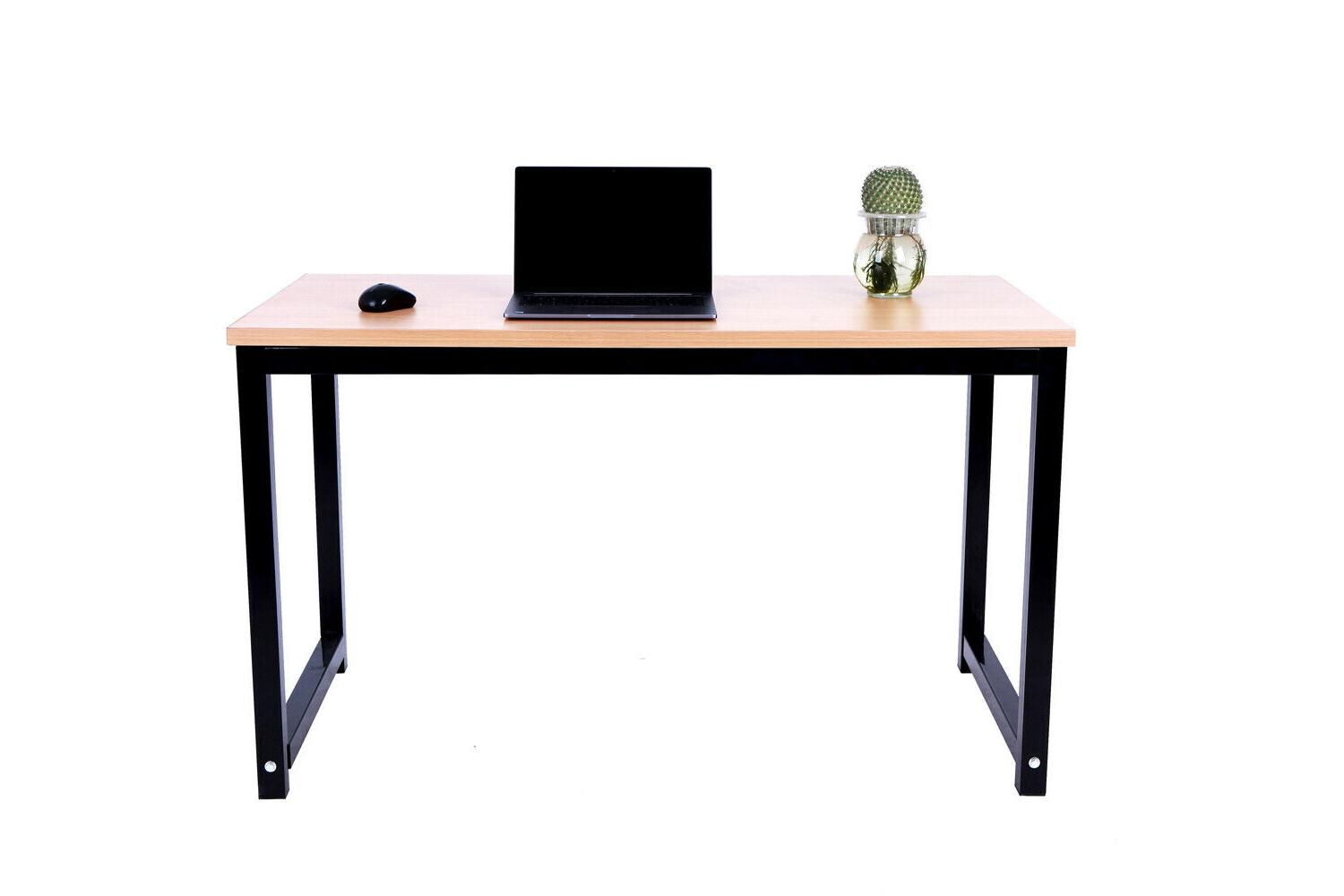 Computer With Wooden for Office Home Laptop
