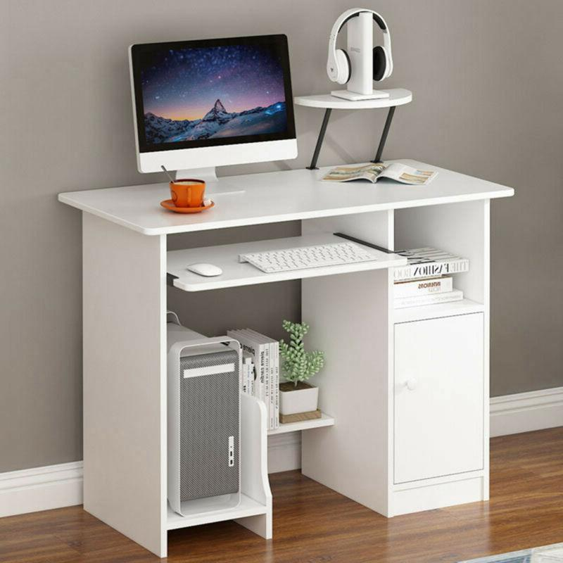 computer desk table workstation home office student