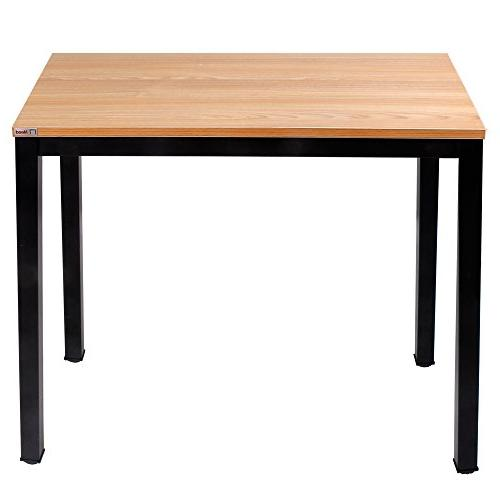 Need Computer Desk 31-1/2'' Duty Small Spaces and Desk Table Desk- Damage-Free Delivery AC3BB-80-40