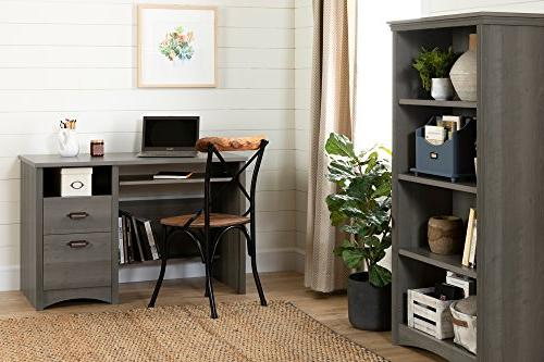South Shore Desk with and Keyboard