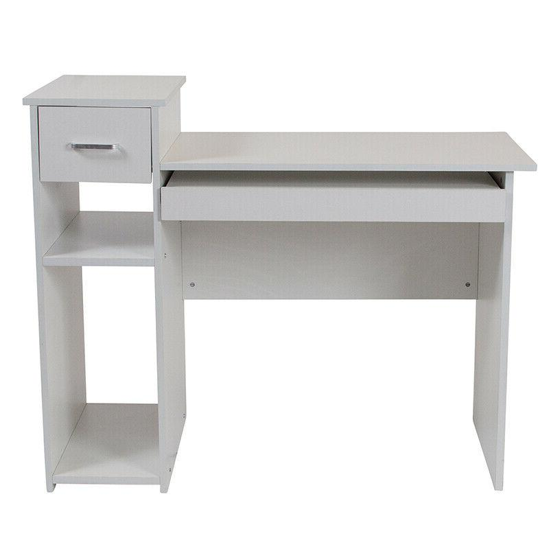 Computer with and Drawer Laminated Finish