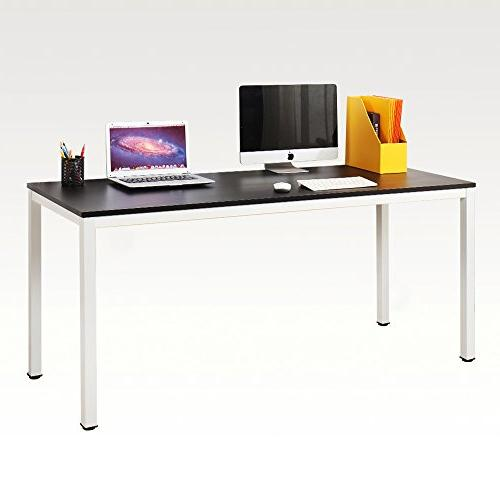 """Need Desk 63"""" Large Writing with Certification Office Desk,"""