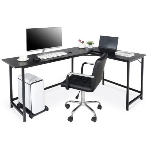 Computer Large Modern Workstation Stand