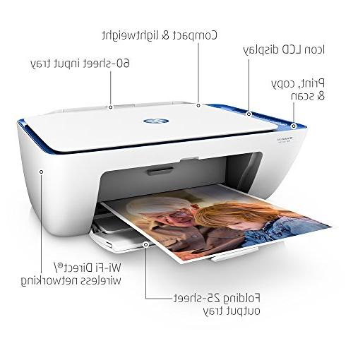 HP DeskJet Compact HP Ink Replenishment Ready Noble Blue