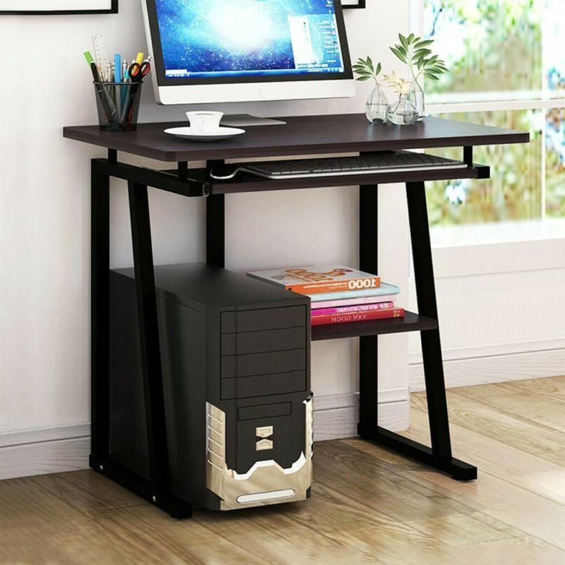 Computer Desk Table Workstation Home Office Student Dorm PC
