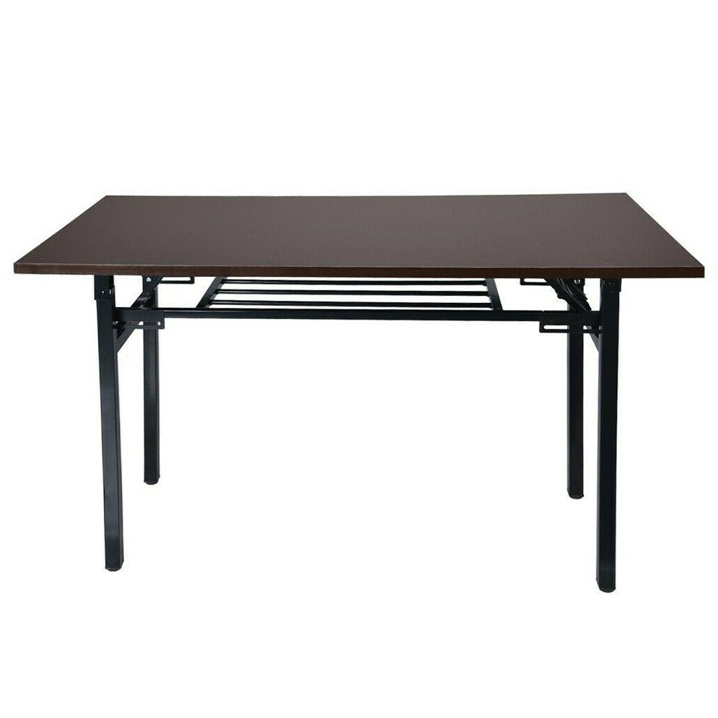 Folding Laptop Table Writing Home