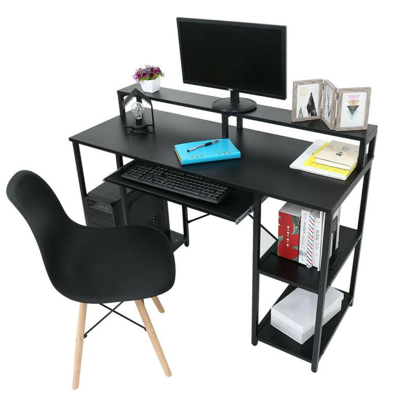 gaming computer desk table workstation home office