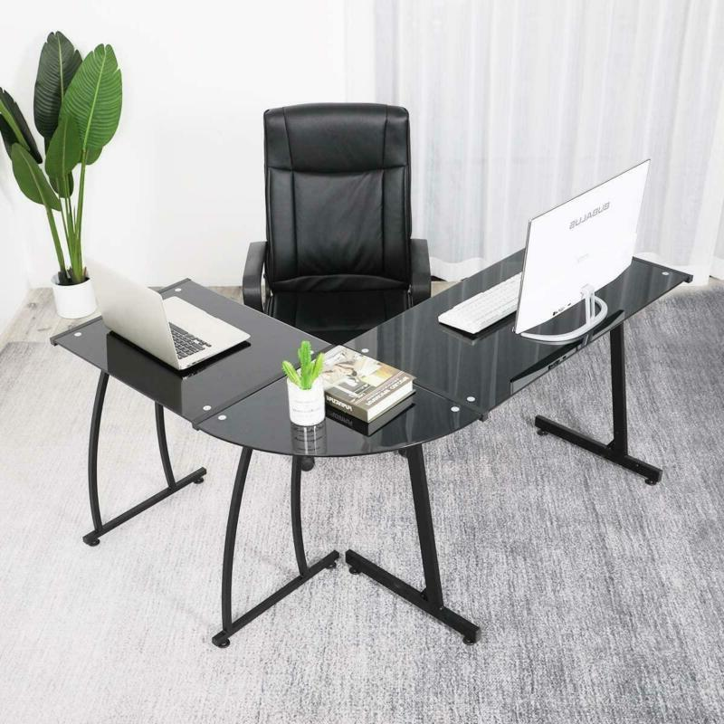 Glass Computer Gaming Table