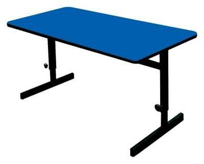 high pressure adjustable height computer table id