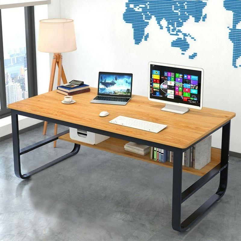 47 computer desk pc laptop wood writing