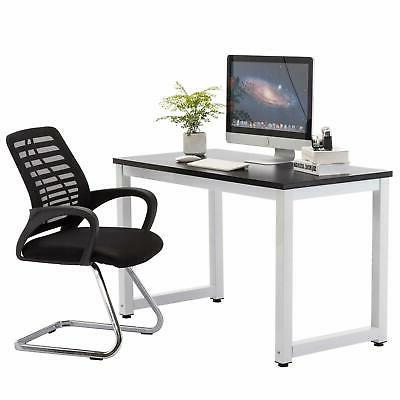 Home PC Table Metal Leg Workstation