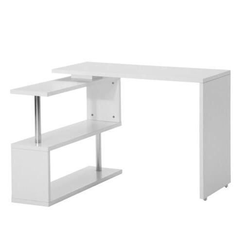 Home Desk Study PC Table w/Storage