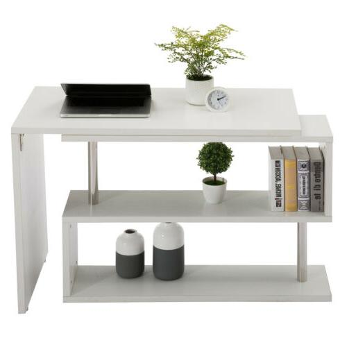 Home Desk Table w/Storage