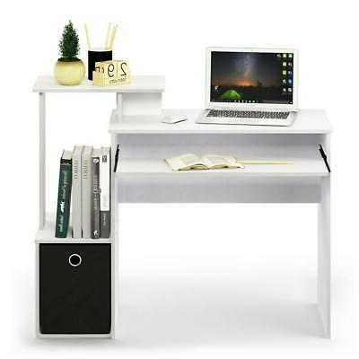Home Student Desk with Storage -