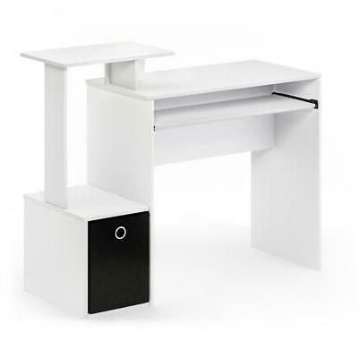 Home Student Office Desk with - Workstation