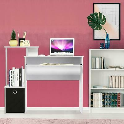 home student office computer desk with storage