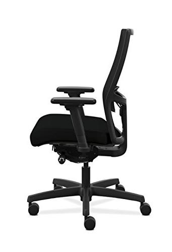 HON Adjustable Chair - Chair Black