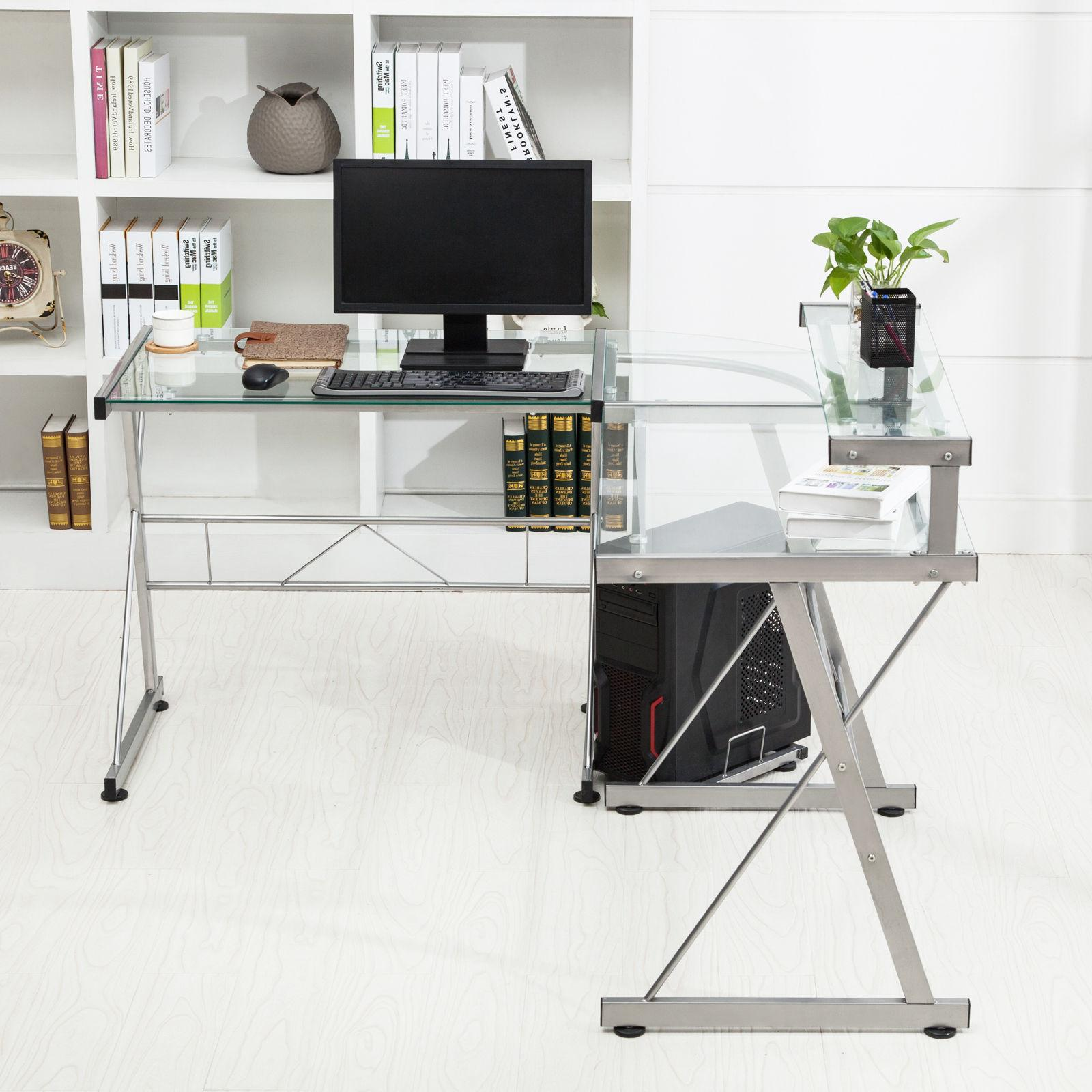 L-Shape Computer Desk PC