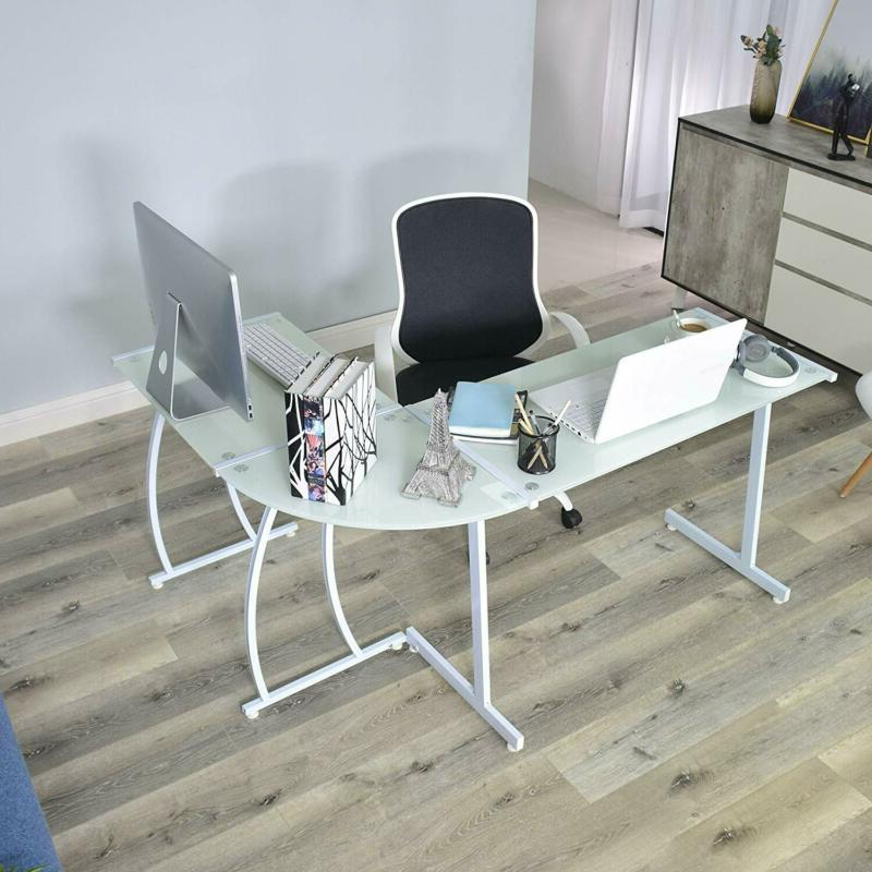 Desk Gaming Computer Home Table With