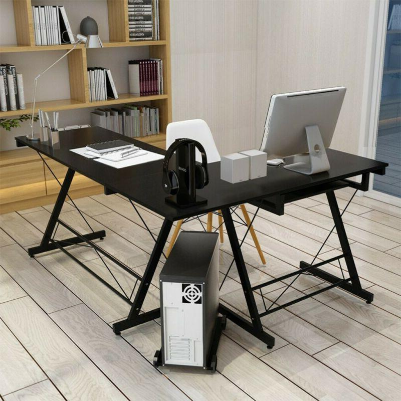 Simple Computer Office Workstation