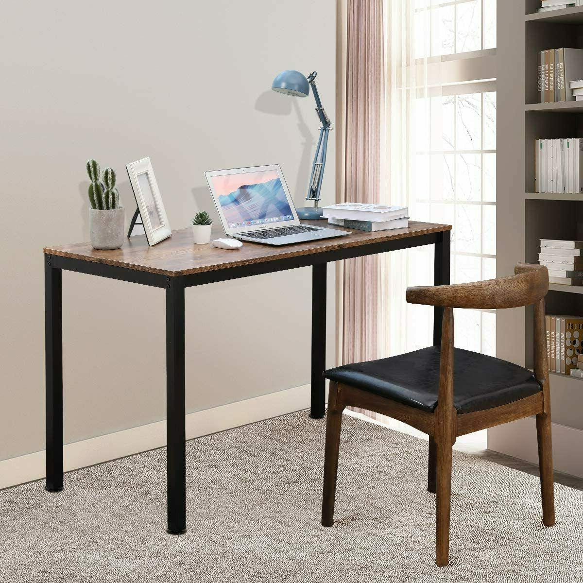"Modern Office Desk 47"" L Writing"