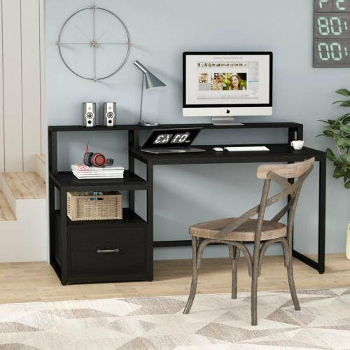 Multi-fuctional and Cabinet 3 Desk