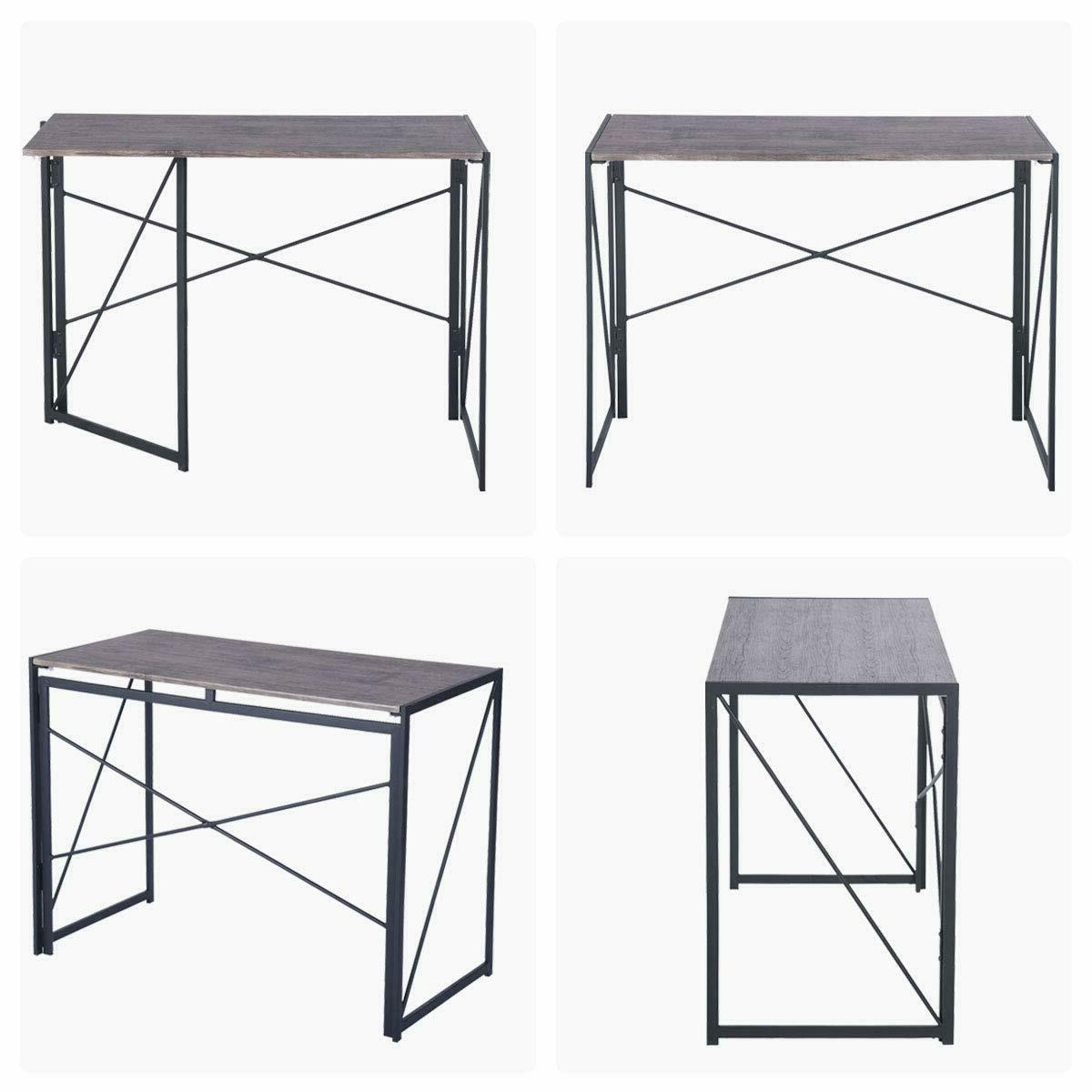PC Study Student Table Drawer Home Office