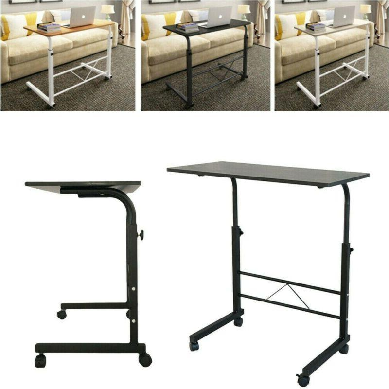 protable height adjustable laptop table stand computer