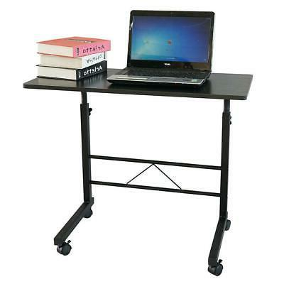 Protable Table Stand Desk Sofa Rolling