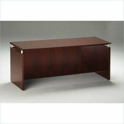 scranton and co 63 wood computer desk