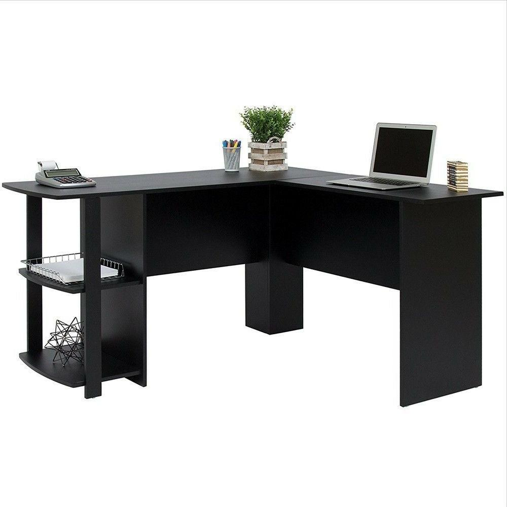 Best Products SKY2680 L-Shaped Desk