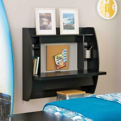Wall Floating Computer Home Furniture Black