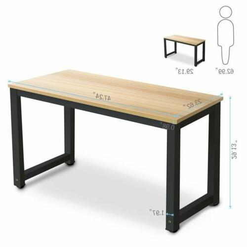 2019 Tribesigns Modern Simple Home Office Desk Computer Table