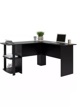 Best Choice Products L-Shaped Corner Computer Office Desk Fu
