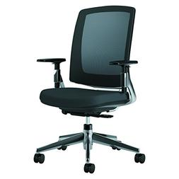 HON Lota Mid-Back Work Chair - Mesh Back Computer Chair for