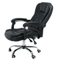 Luxury Executive High Back PU Office Chair Computer Desk Cha