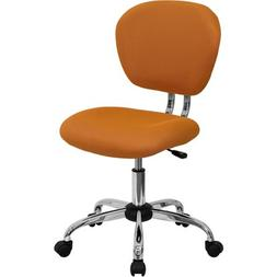 Flash Furniture Mid-Back Mesh Armless Task Chair