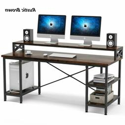 Modern 55/63'' Home Office Computer Desk Study Writing Table