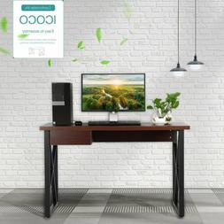 Modern Computer Desk Home Office Study PC Writing Table Furn
