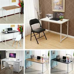 Modern Computer Table Study Desk PC Laptop Workstation Home