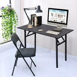 Modern Need Computer Desk Folding Table PC Laptop Workstatio