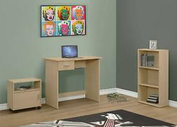 Monarch Specialties Inc. 3 Piece Standard Desk Office Suite