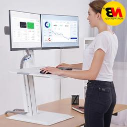 NB ST15-2A desktop placed ergonomic 19-27 inch dual monitor