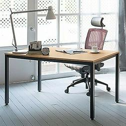 "New Need Computer Desk 55"" Large Size Office Desk Workstatio"