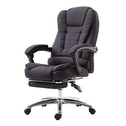 MMLI-Chairs Office Chair Computer Task Chair Textile Linen S