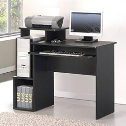 Paisley Home Office Rectangular Computer Desk with 1 Drawer